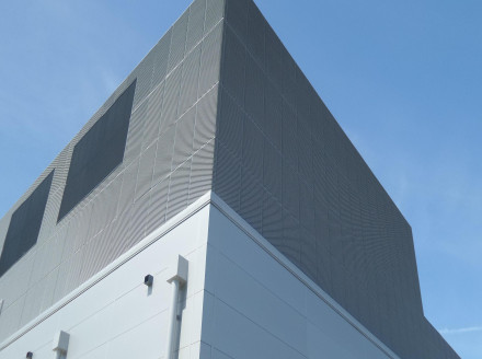 Exterior cladding by Pal Total Roofing, Newport, Shropshire.